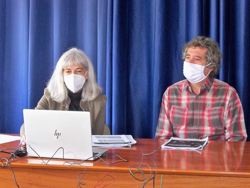 Carmen Marcuello propone establecer en el Campus de Teruel nuevos grados mixtos, dobles titulaciones y postgrados