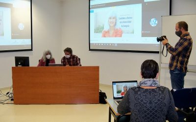"""Carmen Marcuello: """"La ciudad de Huesca tiene que sentir que la Universidad forma parte de su vida"""""""