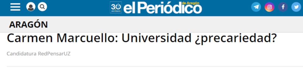 Universidad ¿precariedad?