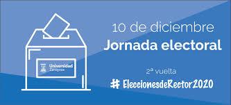Reflexiones ante los Anuncios realizados en la Segunda Vuelta de las #EleccionesRectorado2020